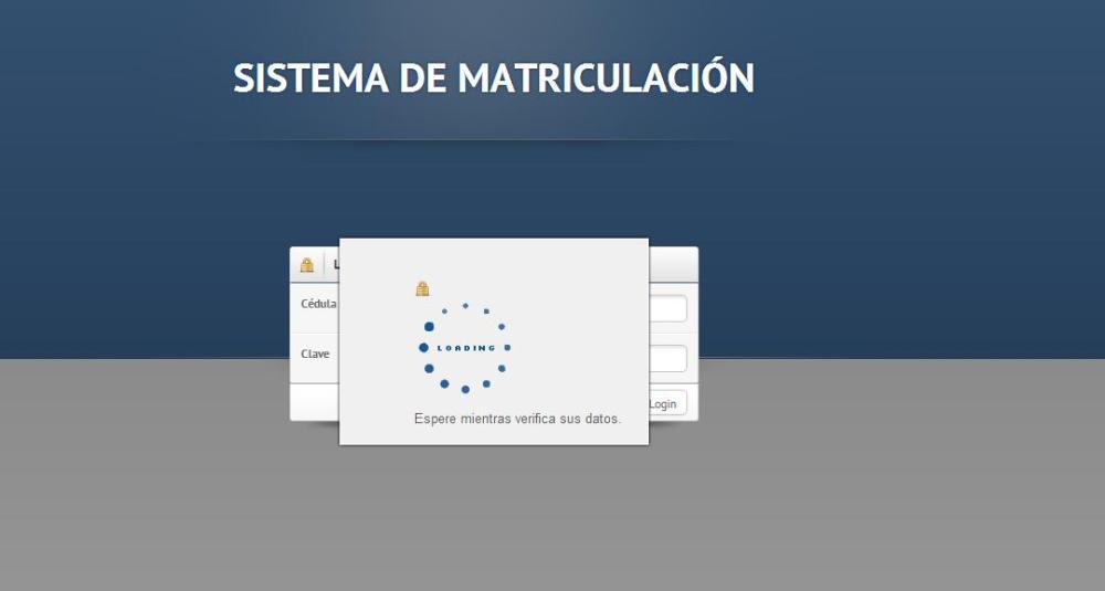 SISTEMA DE MATRICULACIÓN BÁSICO CON MYSQL+PHP+JQUERY+JSON+DATATABLE (5/6)